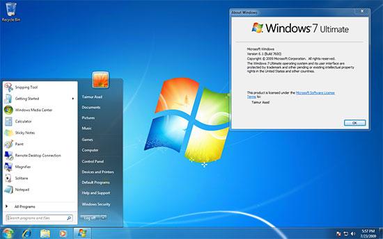 Instalasi Windows 7 Menggunakan Flashdisk