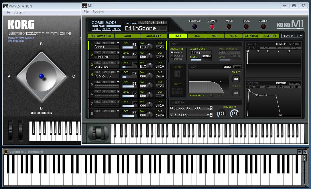 virtual-synthesizer