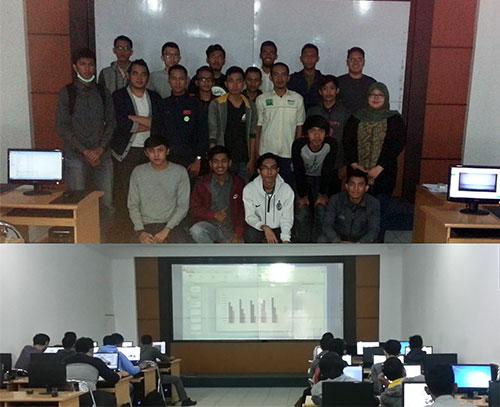 Training Microsoft Office Specialist di Kampus UNIKOM Bandung (Batch 1-2016)