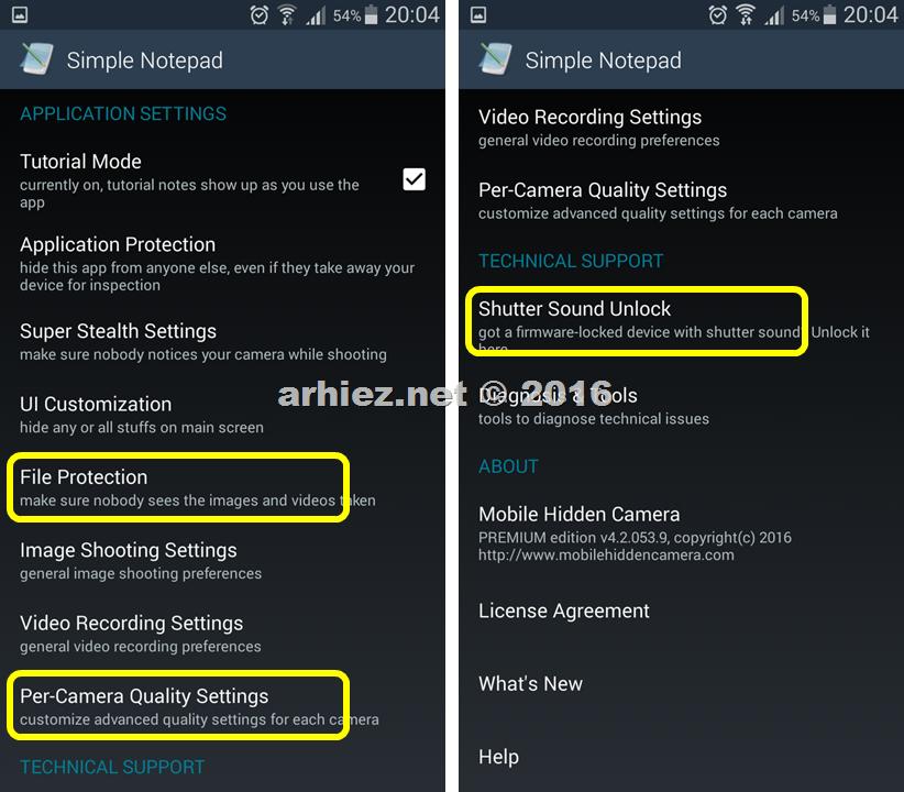 Menggunakan Perangkat Android Sebagai Kamera Pengintai (Spy Cam)