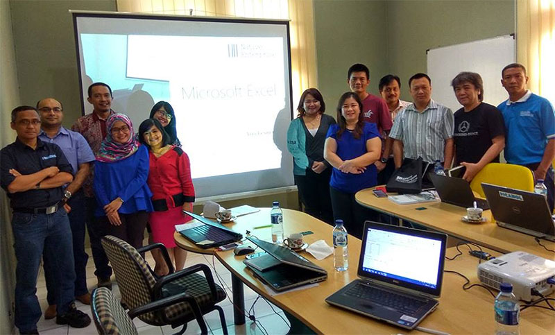 In-House Training Excel for Business Users bersama Picanol Indonesia