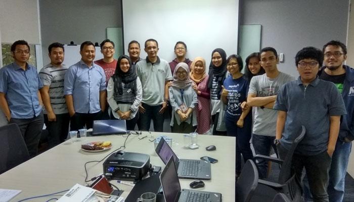 In-House Training Microsoft Excel bersama MetraPlasa