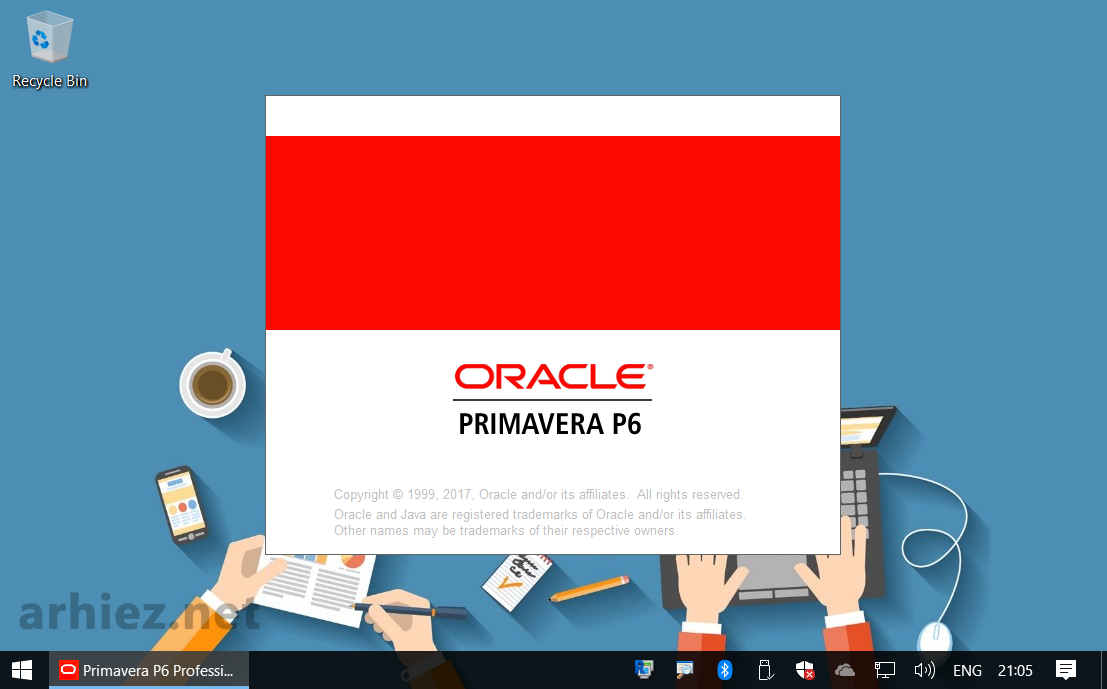 Oracle Primavera Installation 13
