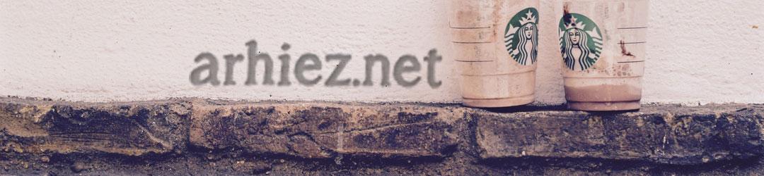 arhiez.net | menulis sambil belajar
