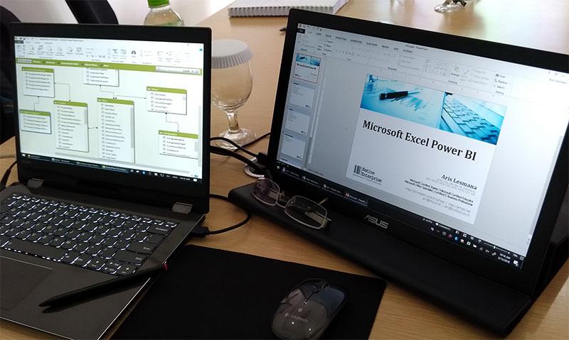 Dokumentasi Training dan Pelatihan IT 2017 bersama Native Enterprise