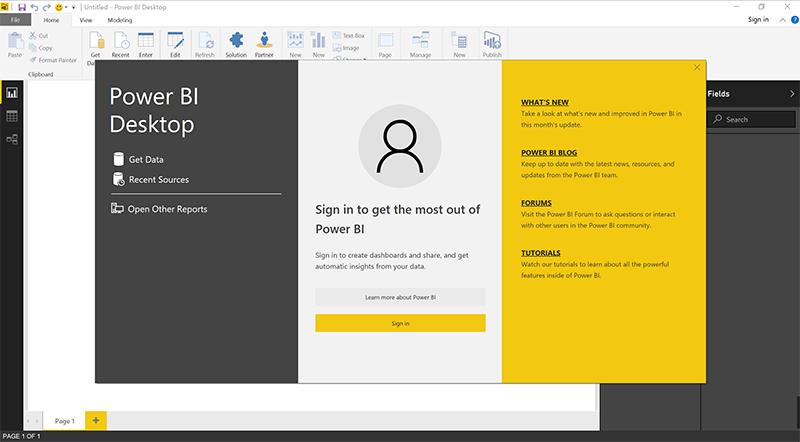 Arsip Download Microsoft Power BI Desktop