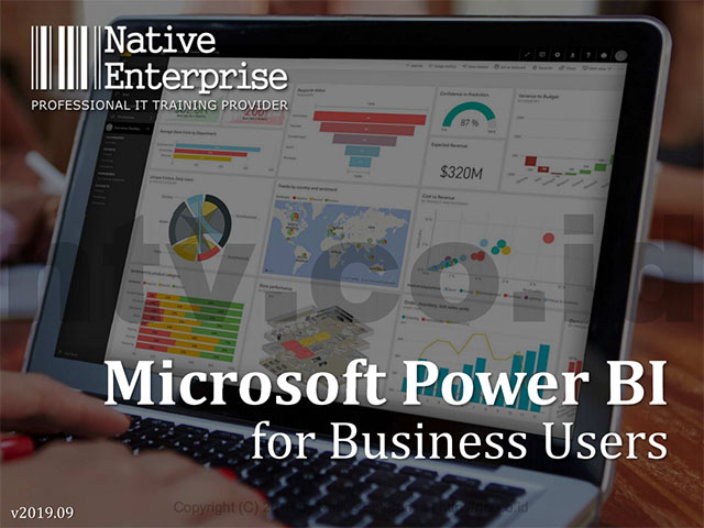 Power BI for Business Users