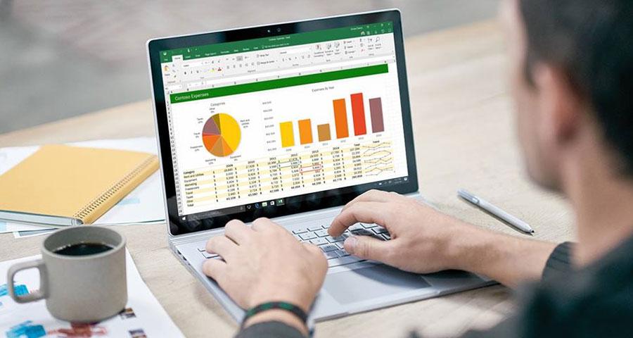 Video Pembelajaran Management Data pada Excel