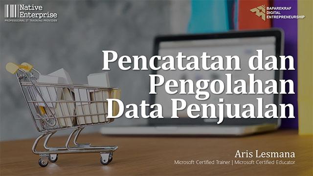 Pengantar Business Intelligence pada Excel