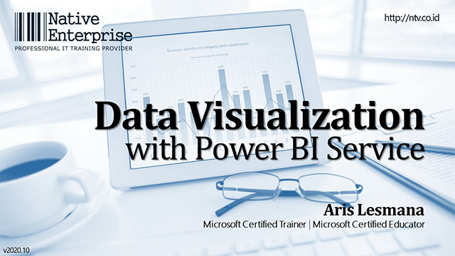 Data Visualization with Power BI Service